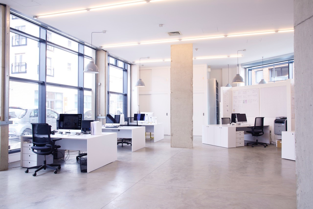 KENTISH TOWN OFFICES and or SHOWROOM 74a HOLMES ROAD LONDON NW5 3AT 2045 SQ FT