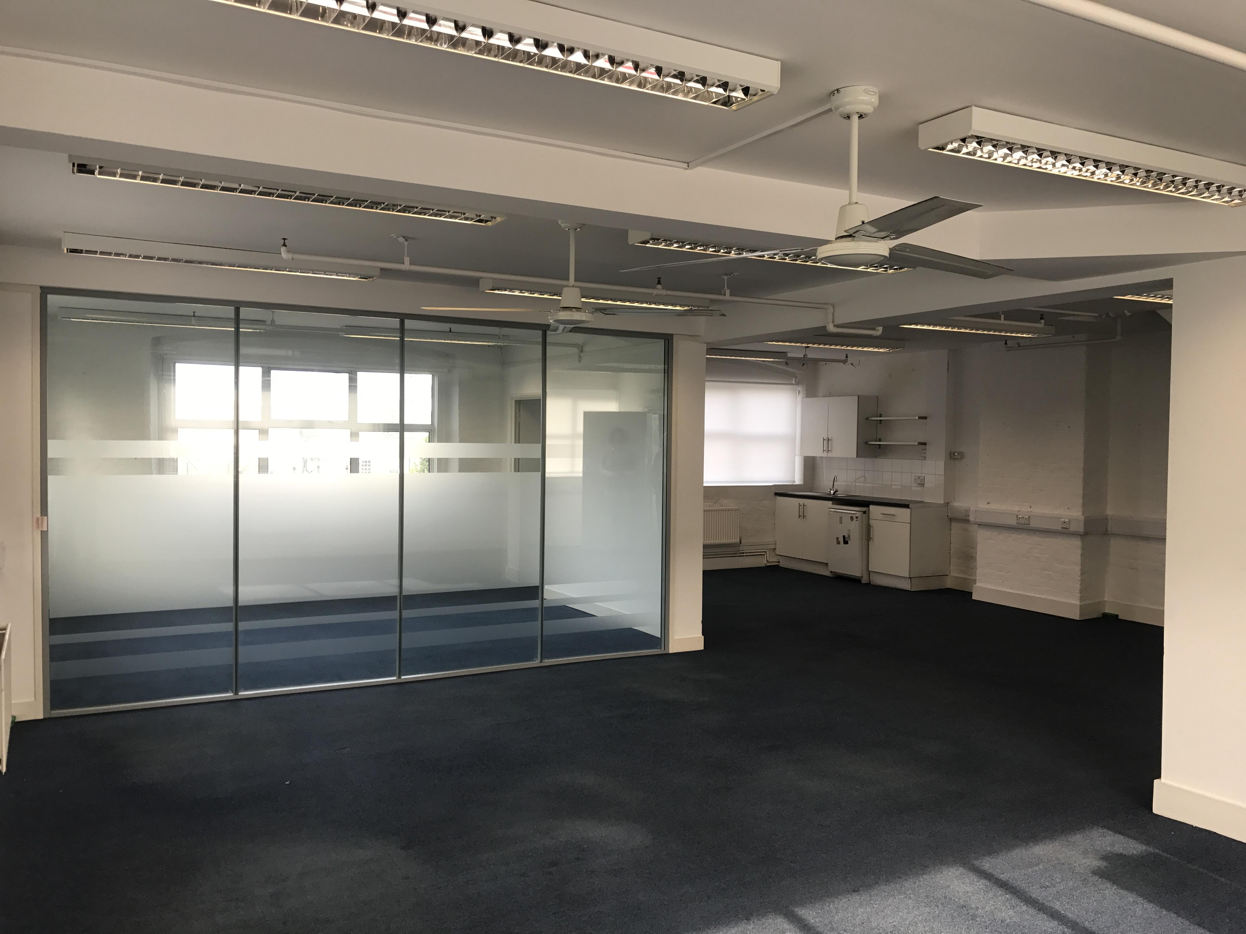 LYMEHOUSE STUDIOS, GEORGIANA STREET, LONDON, NW1 1,585 SQ F OFFICE TO LET