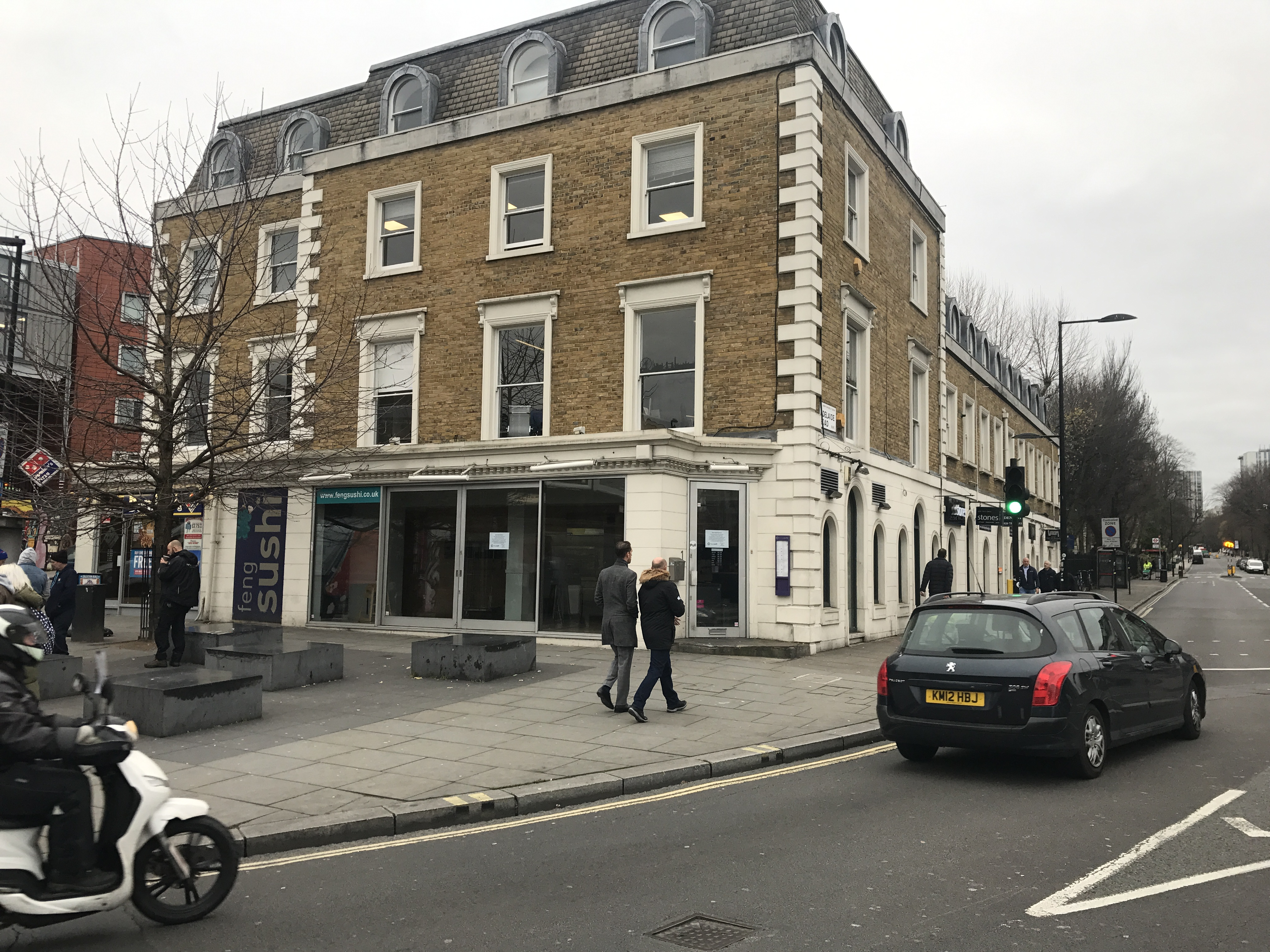 **LET** 1 ADELAIDE ROAD CHALK FARM POP UP RESTAURANT **LET**