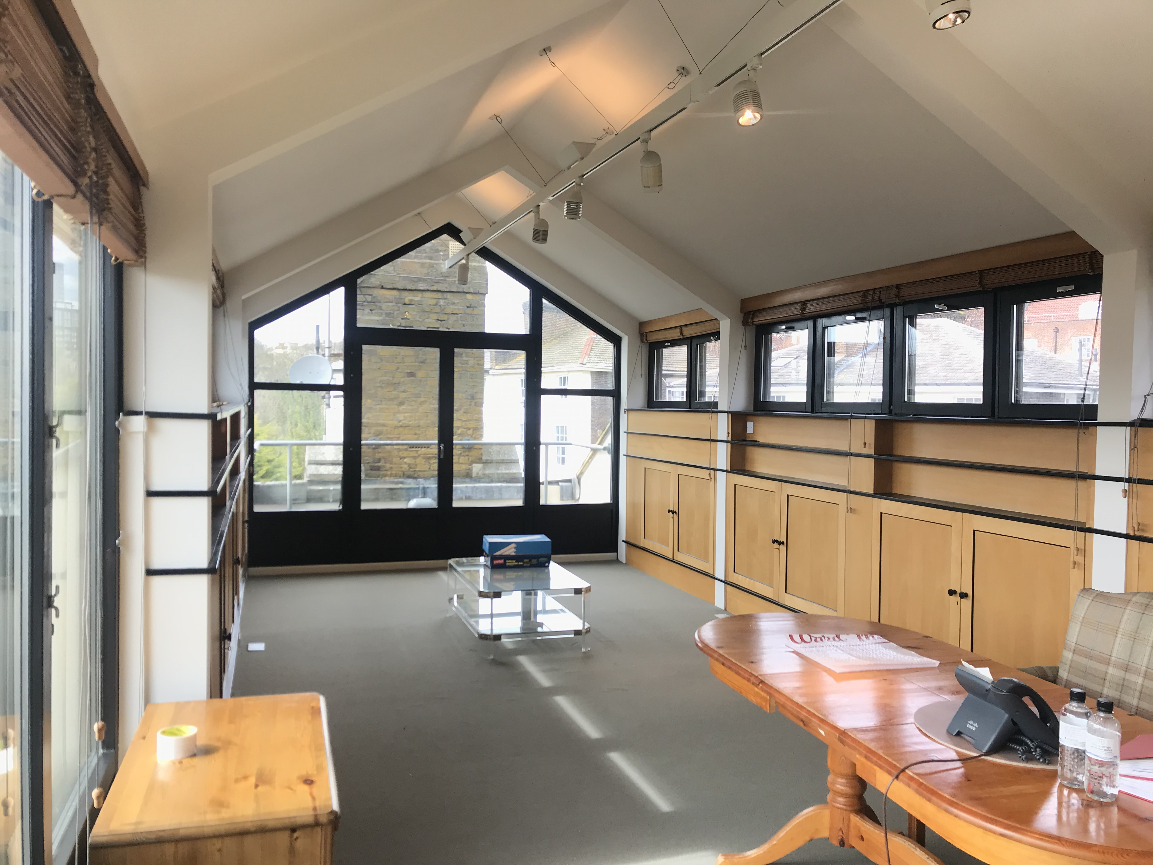 REDUCED RENT 7 IRON BRIDGE HOUSE PRIMROSE HILL NW1 8BD OFFICE TO LET